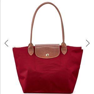 Longchamp Le Pliage Medium Shoulder Tote Bag
